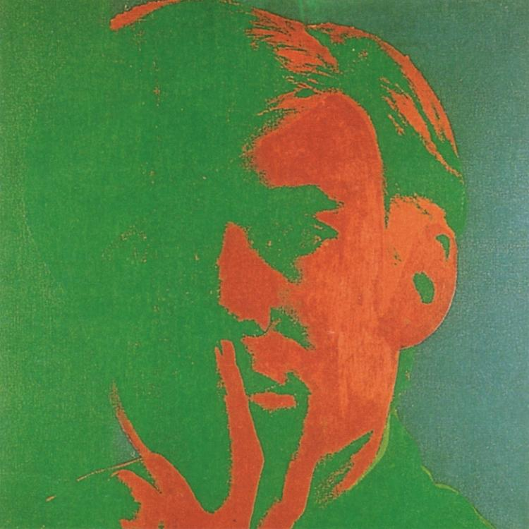 Andy Warhol - Self Portrait - 2000