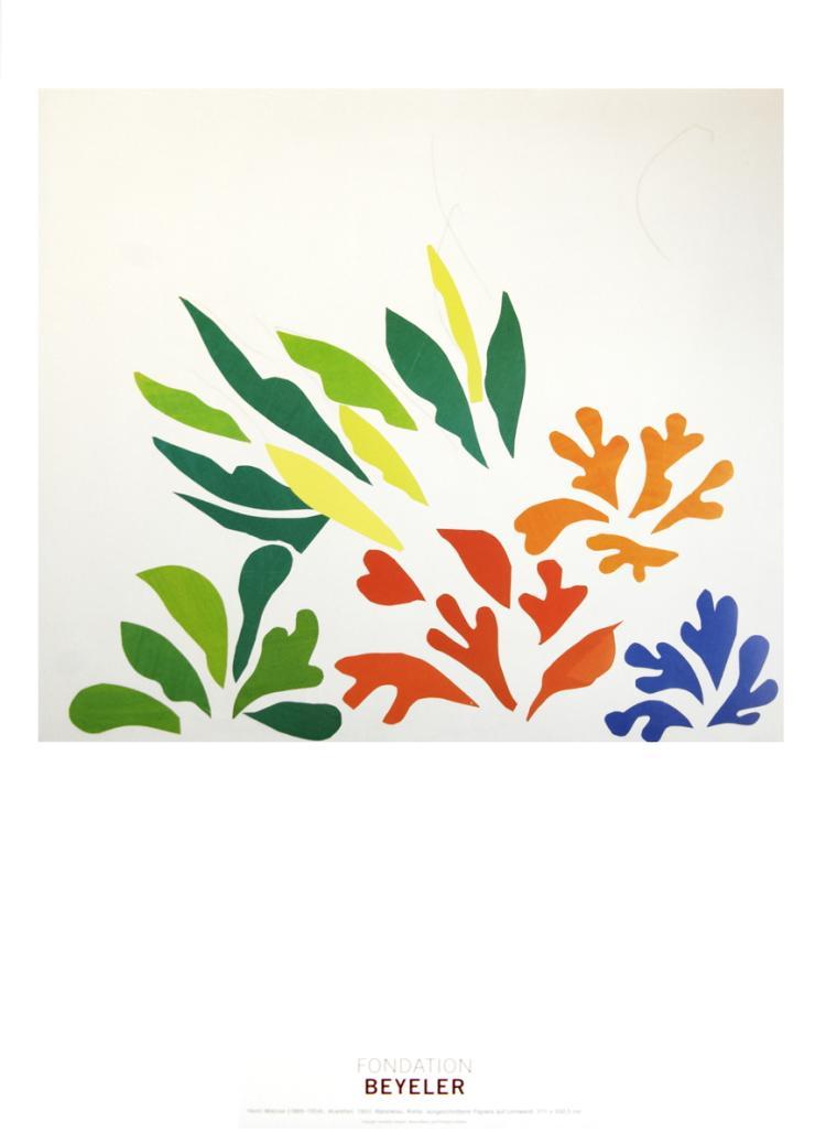 Henri Matisse - Acanthes - 2010
