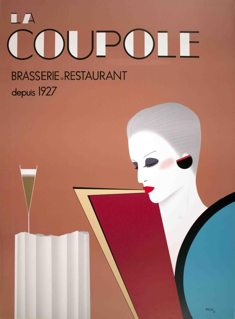 Razzia - La Coupole - 1981