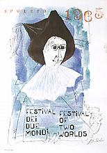 Ben Shahn - Spoleto Festival - 1965