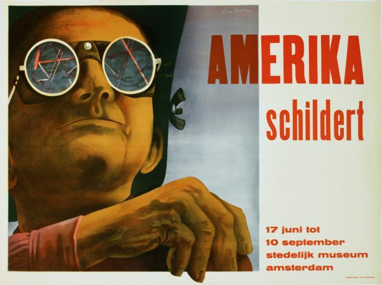 Ben Shahn - Amerika Schildert