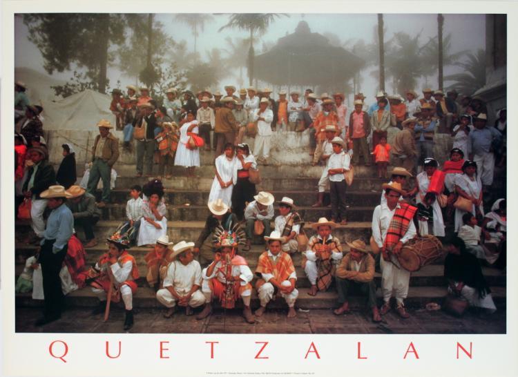 Robert van Der Hilst - Quetzalan, Mexico - 1977