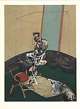 Francis Bacon - Portrait of George Dyer Staring at Blind Cord - 1966