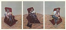 Francis Bacon - Three Studies Triptych - 1966