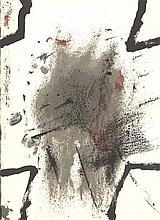 Antoni Tapies - DLM No. 175 Page 7 - 1968