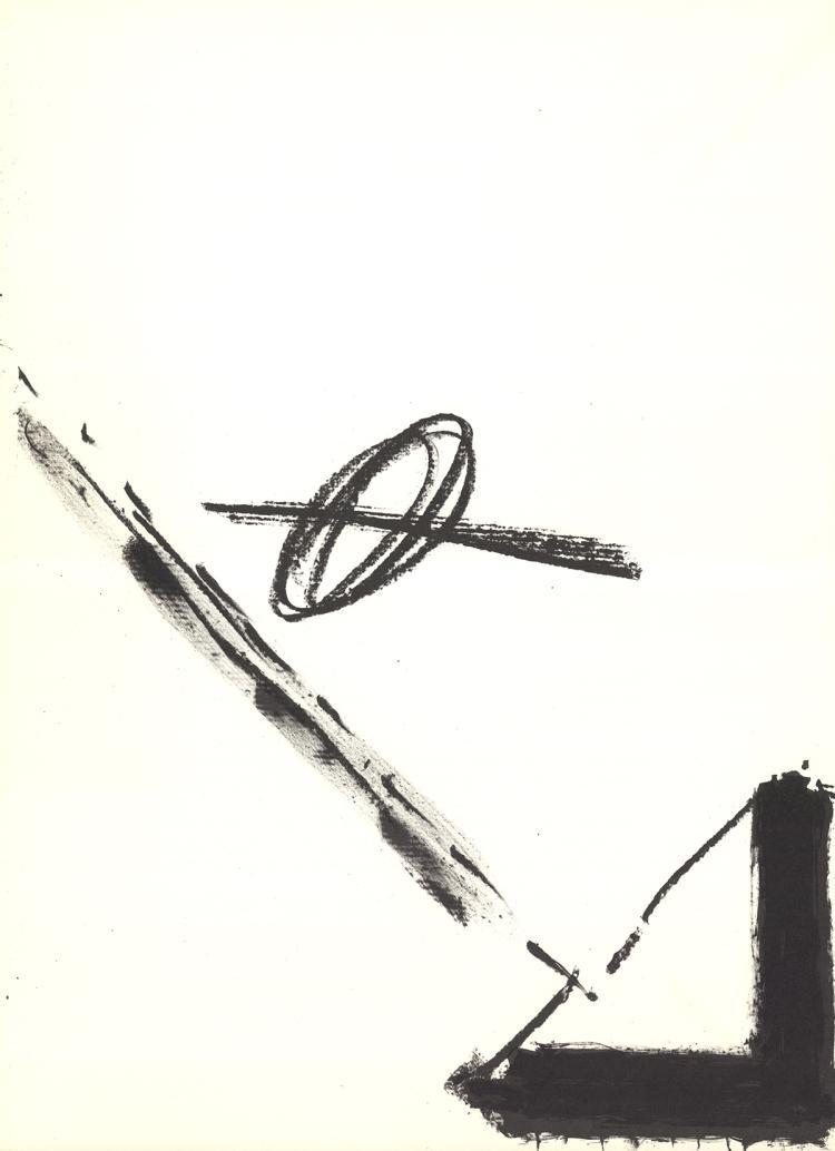 Antoni Tapies - DLM No. 175 Page 15 - 1968