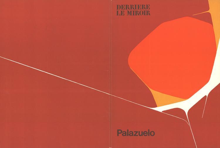 Pablo Palazuelo - DLM No. 184 Cover - 1970