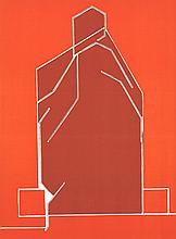 Pablo Palazuelo - DLM No. 184 Page 17 - 1970