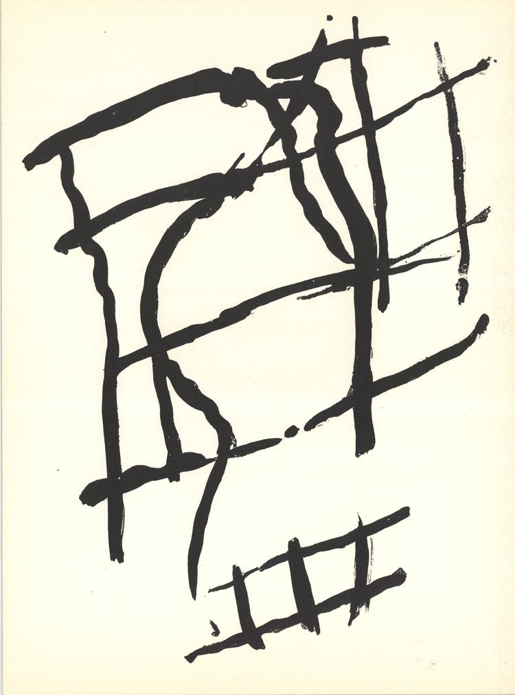 Pierre Tal-Coat - DLM No.112 Page 7 - 1958