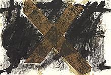 Antoni Tapies - DLM No. 200 Pages 4,5 - 1972