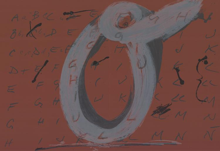 Antoni Tapies - DLM No. 200 Pages 12,13 - 1972