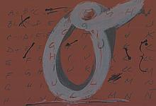 Antoni Tapies - DLM No. 200 Pages 12,13 - 1972