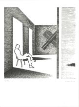 A Declerck - Contemplation - SIGNED