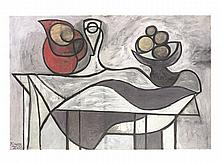 Pablo Picasso - Pitcher and Bowl of Fruit - 2012