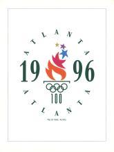 Atlanta Olympics 1996 - 1995