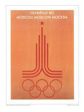 Moscow Olympics 1980 - 1995