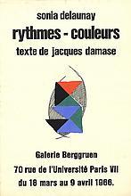 Sonia Delaunay - Rythmes - Couleurs - 1966