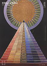 Hilma af Klint - Altarpiece, No. 1, Group X - 2014