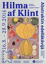 Hilma af Klint - The Ten Largest, No. 7, Adulthood Group IV - 2014