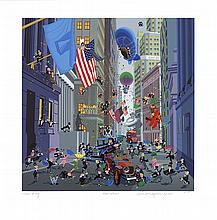 Melanie Taylor Kent - Wall Street - 1993 - SIGNED