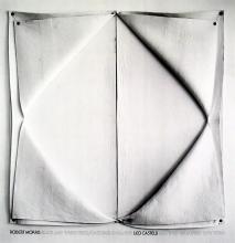Robert Morris - Black and White Felts - 1976