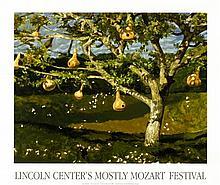 Jamie Wyeth - The Gourd Tree - 2005