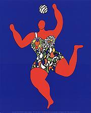 Niki de Saint Phalle - Volleyball - 2005