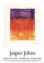 Jasper Johns - Number 7 - 1990