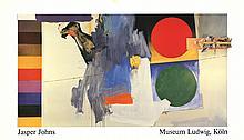 Jasper Johns - Edingsville - 1989