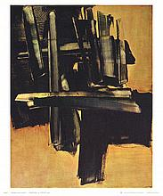 Pierre Soulages - Peinture 16 Juillet (1961) - 1972