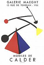 Alexander Calder - Mobiles
