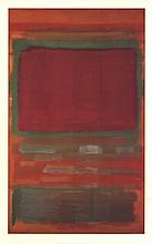 Mark Rothko - Untitled, #15