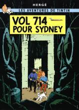 Herge - Les Aventures de Tintin: Vol 714 Pour Sydney - 2014