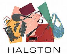 Andy Warhol - Halston - 1982