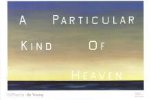 Edward Ruscha - A Particular Kind of Heaven - 2001