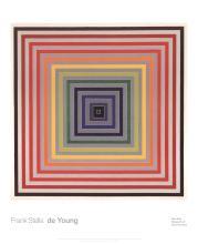 Frank Stella - Letter on the Blind II - 2014