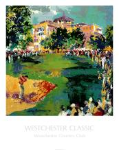 Leroy Neiman - Manufacturers Hanover Westchester Classic - 1980