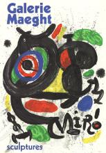 Joan Miro - Sculptures - 1970