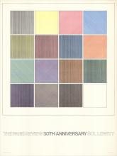 Sol Lewitt - The Paris Review 30th Anniversary - 1983