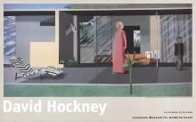 David Hockney - Beverly Hills Housewife - 2001