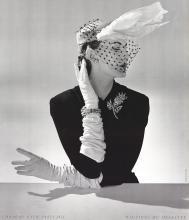 Willy Maywald - Chapeau Fath, Paris (1951) - 1985