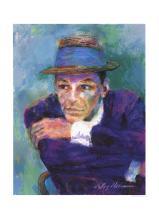 Leroy Neiman - The Voice (Frank Sinatra) - 2003