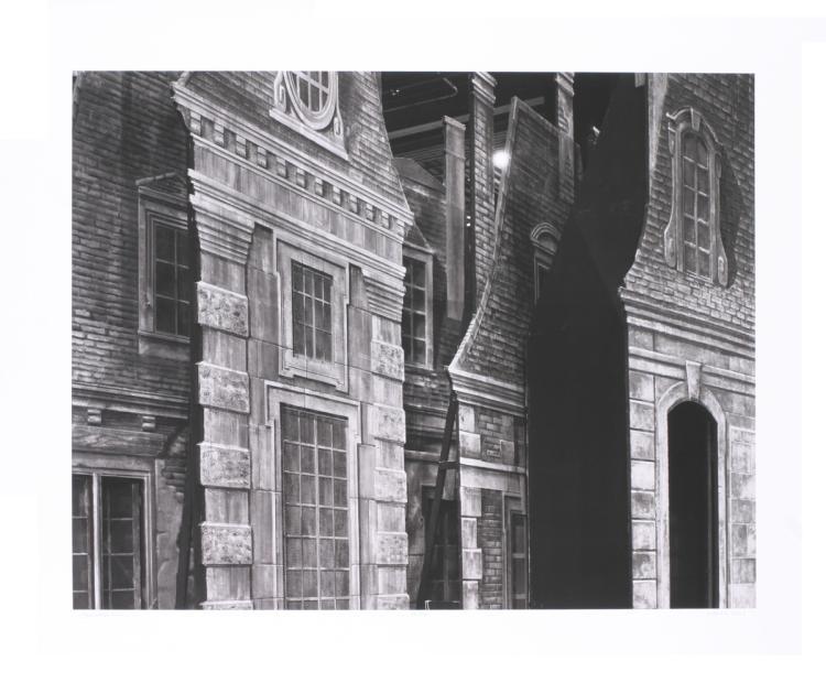 Abelardo Morell - Manon Building Facade - 2006 - SIGNED