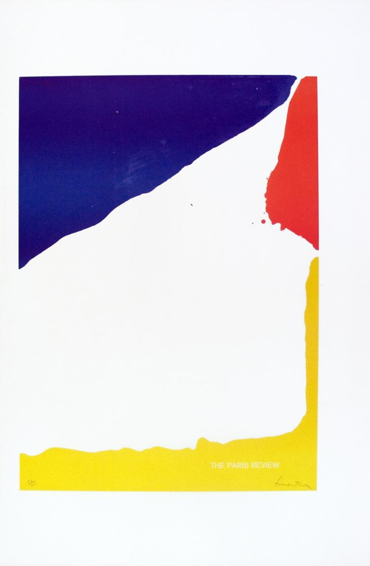 Helen Frankenthaler - Paris Review - 1965 - SIGNED