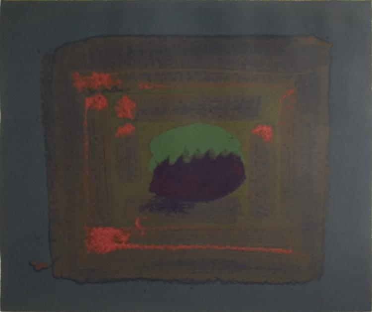 Howard Hodgkin - Tropic Fruit (Heenk 222) - 1981 - SIGNED