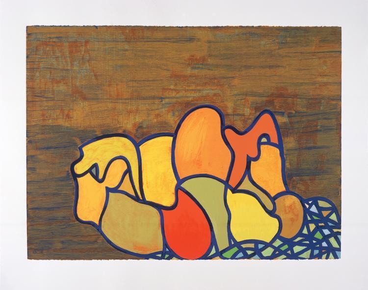 Tom Nozkowski - Untitled - 2007 - SIGNED