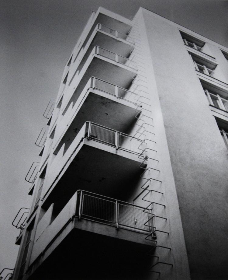 Gunther Forg - Architektur II - SIGNED