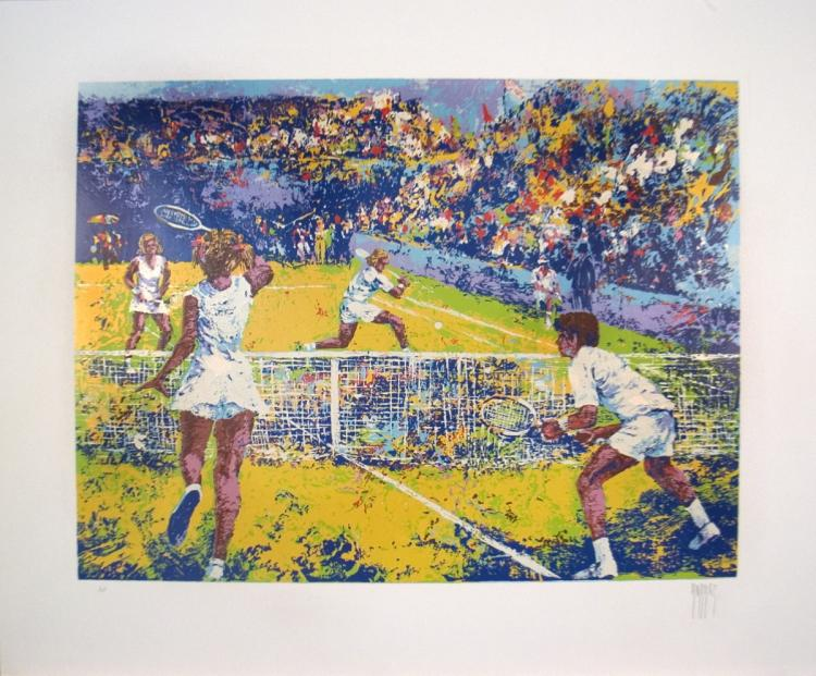 Mark King - Tennis Player - SIGNED