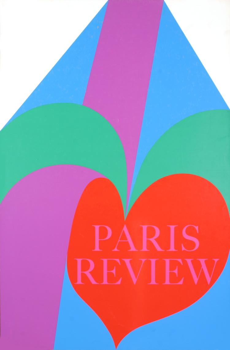 Carol Summers - Paris Review - 1968 - SIGNED