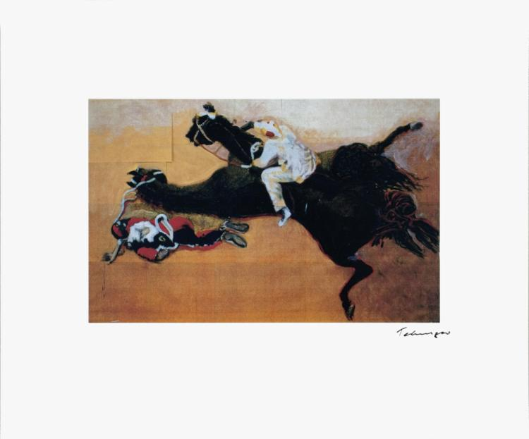Horse Race - SIGNED
